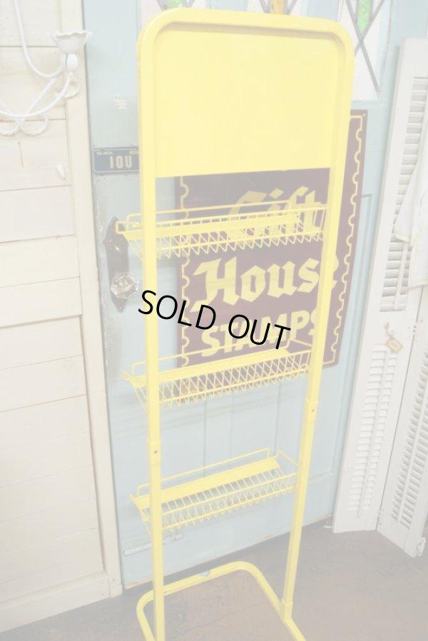 画像2:  レア!未使用・箱入り☆PLANTERS MR.PEANUT/ミスター・ピーナッツ  ビンテージ ディスプレイラック