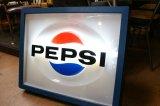 PEPSIペプシ・ライトバナーサイン