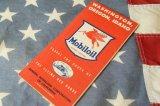 1946年☆Mobilgas ビンテージロードマップ☆WASHINGTON,OREGON,IDAHO