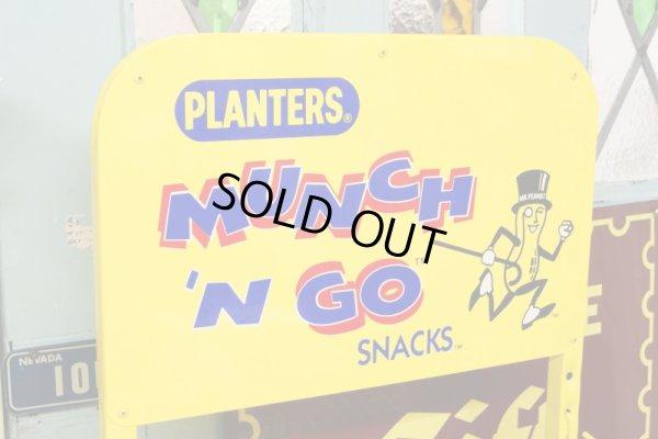 画像3:  レア!未使用・箱入り☆PLANTERS MR.PEANUT/ミスター・ピーナッツ  ビンテージ ディスプレイラック
