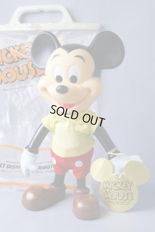 画像1: 未使用・パッケージ入り☆ ビンテージ ミッキーマウス フィギュア