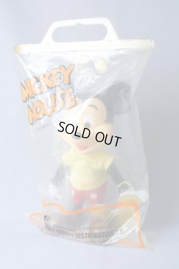 画像3: 未使用・パッケージ入り☆ ビンテージ ミッキーマウス フィギュア