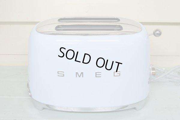 画像2: 新品 50sスタイル! SMEG スメッグ トースターTSF01(2枚焼き)
