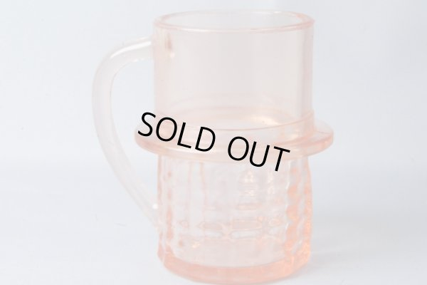 画像2: PLANTERS ミスターピーナッツ チャイルドマグ グラス ピンク