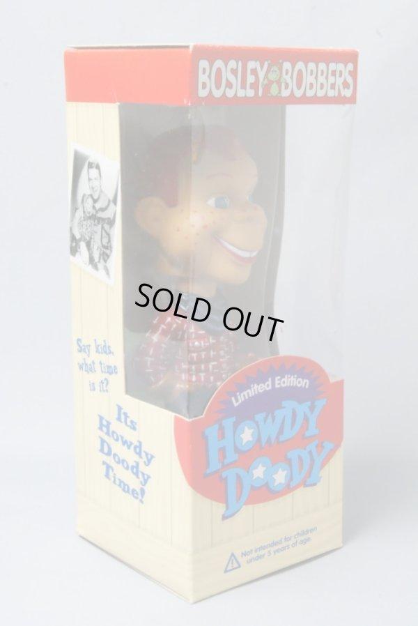 画像2: 未使用 箱入り BOSLEY BOBBERS バブルヘッドドール HOWDY DOODY ハウディ・ドゥーディー