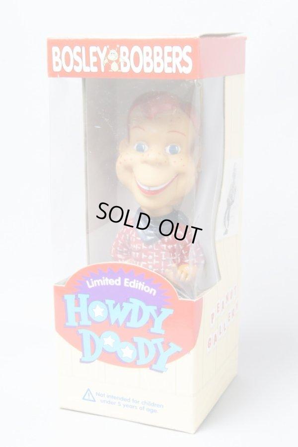 画像1: 未使用 箱入り BOSLEY BOBBERS バブルヘッドドール HOWDY DOODY ハウディ・ドゥーディー