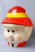 レア!1974年 Keebler Ernie☆ビンテージ クッキージャー