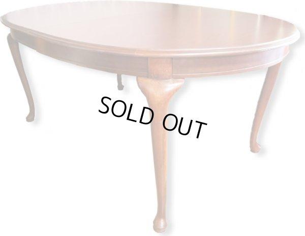 画像1: ☆Thomasvilleトーマスビル 猫足ダイニングテーブル