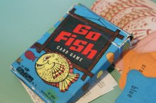 "他の写真2: 50s CARD GAME ""GO FISH"""