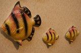 ウォールディスプレイ 3pcセット(Fish)#009