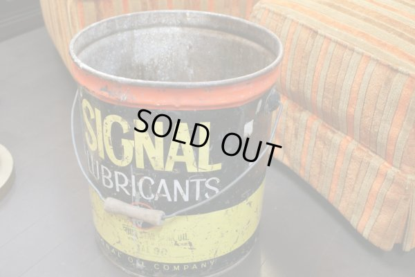 画像1: SIGNAL OIL缶