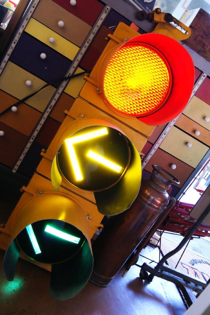 ☆ビンテージ アメリカ Traffic Signal 信号機☆ Recoltz Webshop